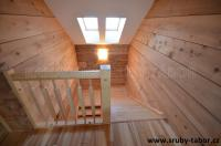Roubenky foto interiér exteriér - 13