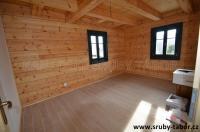 Roubenky foto interiér exteriér - 38